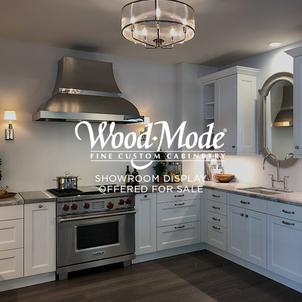 Product SALE: Wood-Mode Kitchen Display | Kitchen & Bath ...